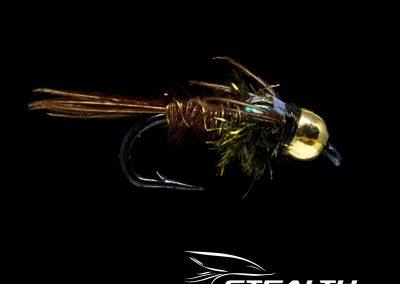 Stealth Bead Pheasant Tail Flash Back