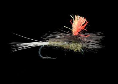 Stealth Hi-Vis Parachute, DubbBody Gray Olive